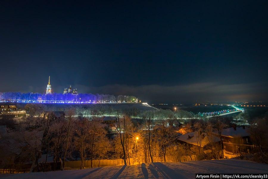 Владимир - самый новогодний город России! 10
