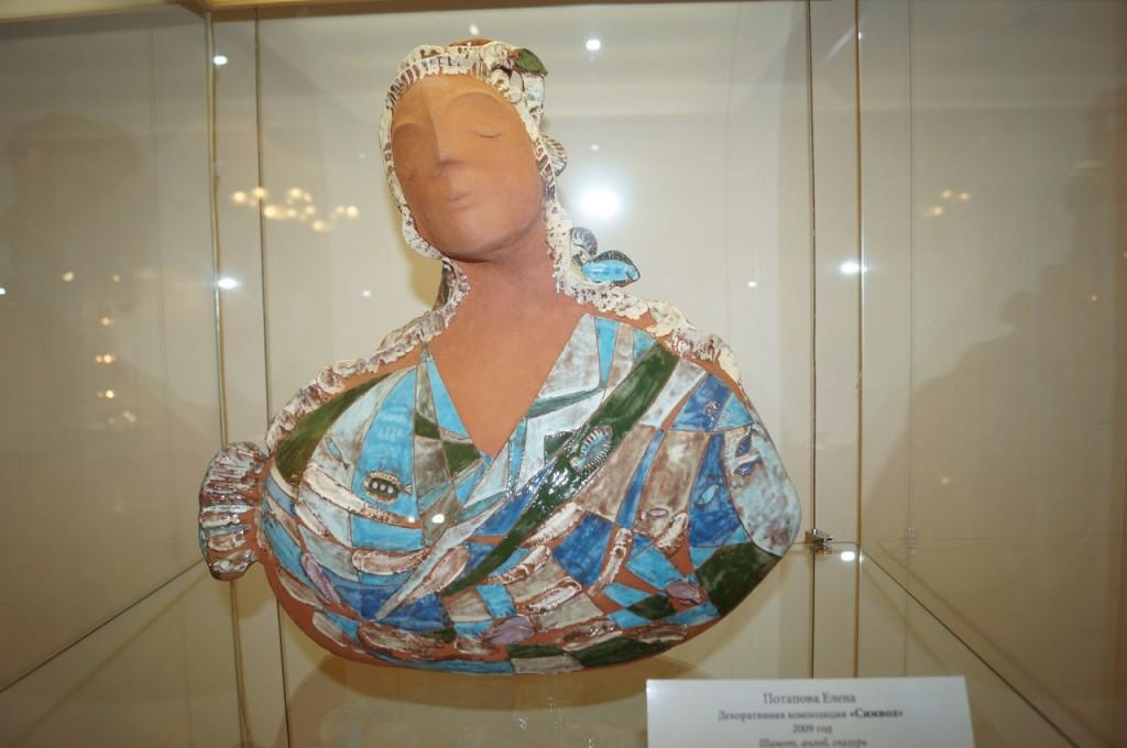 Выставка «Проформы» в Музее Хрусталя им. Мальцовых 09