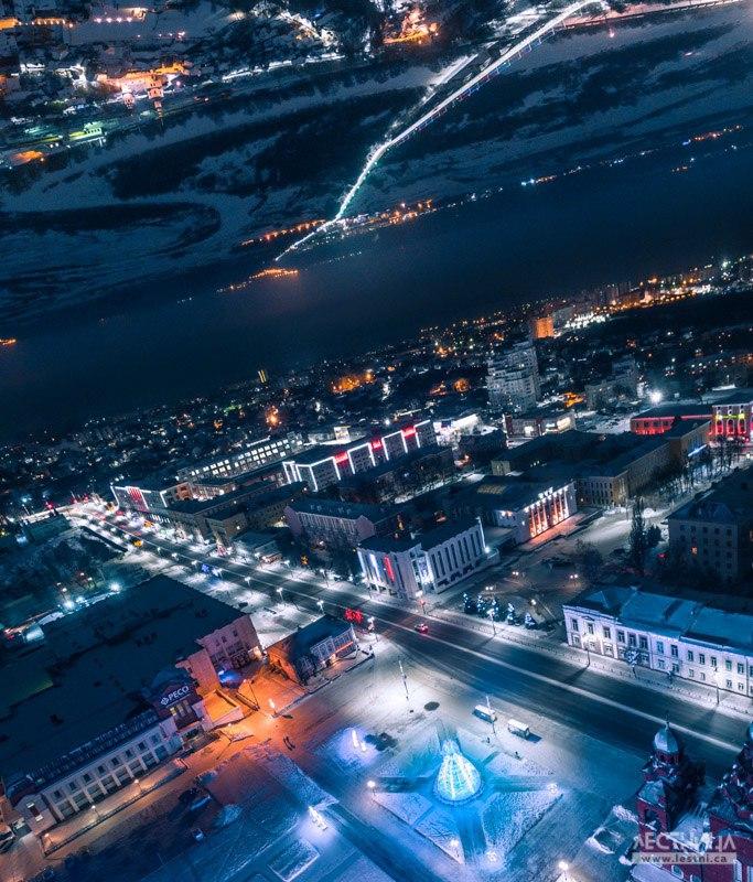 Город Владимир - Щепотка новогоднего волшебства 02