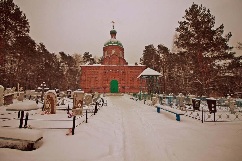 Зимнее путешествие к храму в Семёновке 04