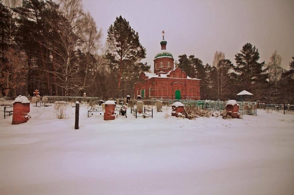 Зимнее путешествие к храму в Семёновке 06
