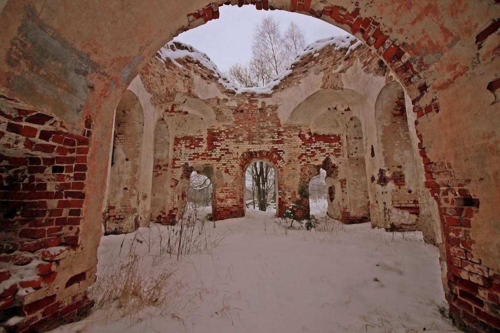 Зимнее путешествие к храму в Семёновке 08
