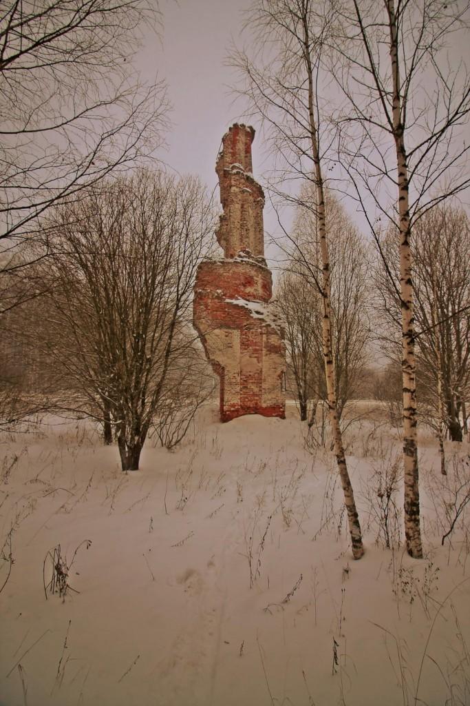 Зимнее путешествие к храму в Семёновке 09