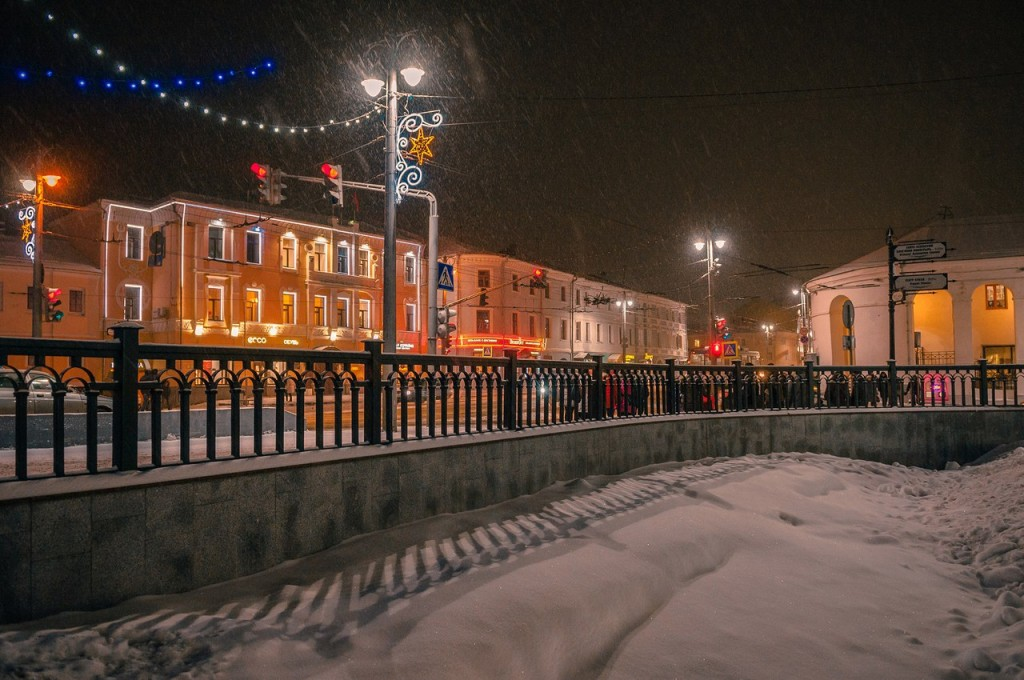 Метель во Владимире (декабрь 2016) 01