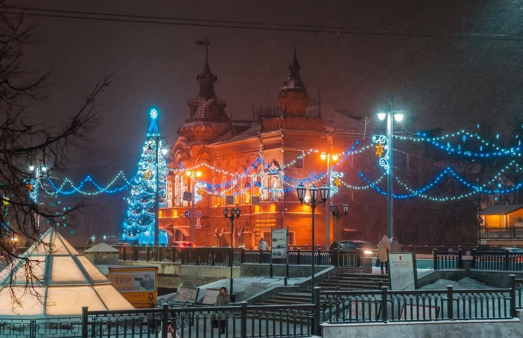 Метель во Владимире (декабрь 2016) 04