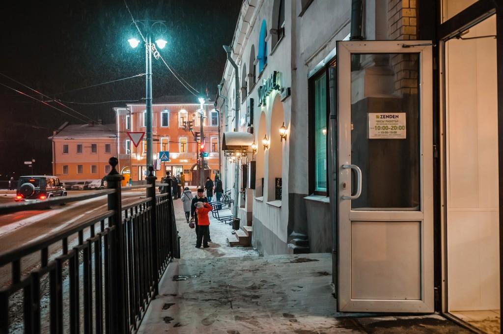 Метель во Владимире (декабрь 2016) 05