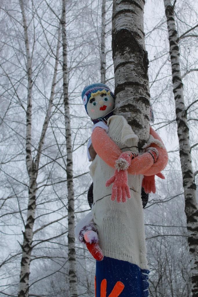 Морозная прогулка по парку Дружба (начало декабря 2016) 02