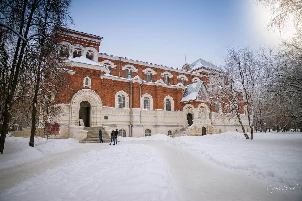 Музей хрусталя им. Мальцовых. Гусь-Хрустальный 01