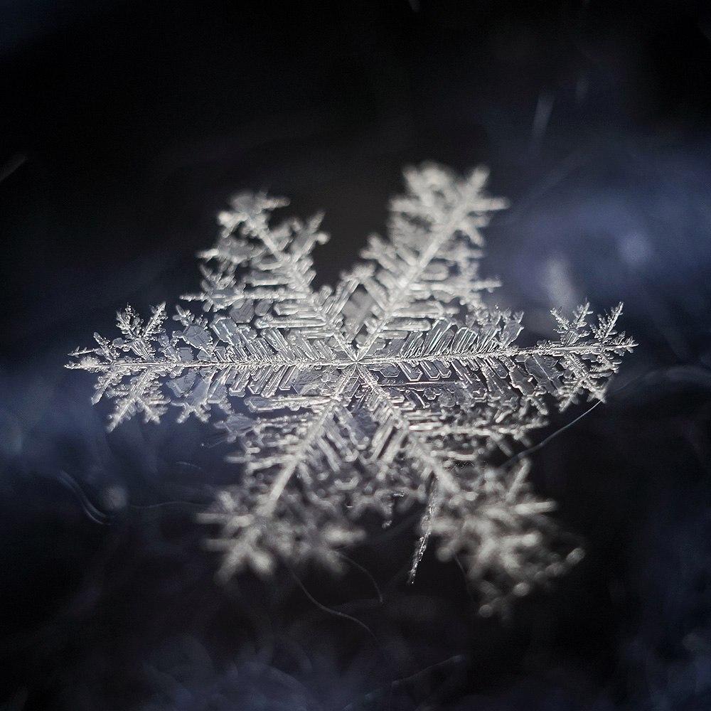 Новогодние снежинки 05