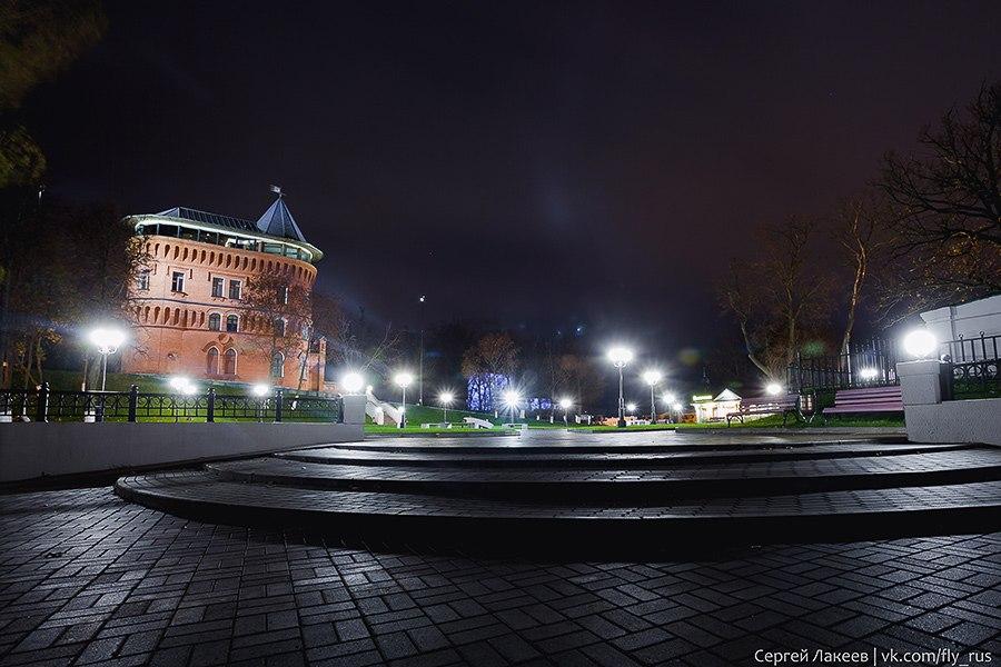 Огни ночного Владимира (осень 2016) 04