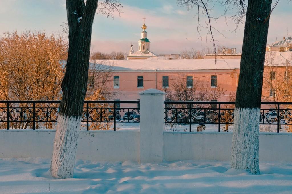 Первые дни зимы во Владимире (декабрь 2016) 01