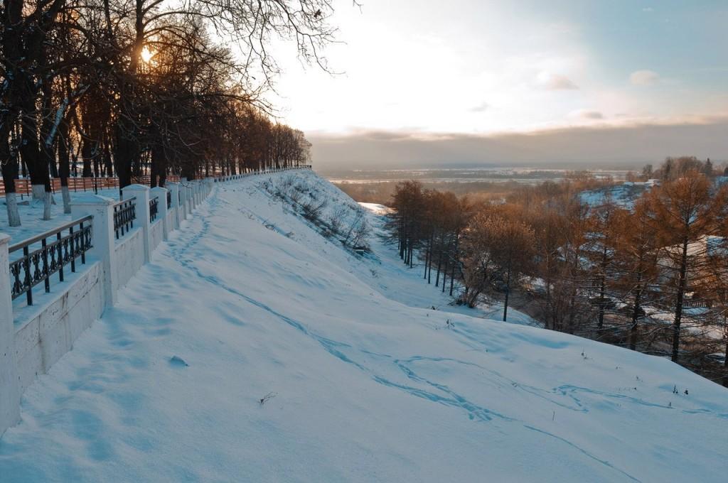 Первые дни зимы во Владимире (декабрь 2016) 02