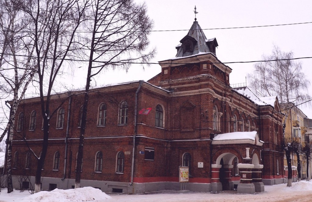 Поход в ковровский краеведческий музей 01