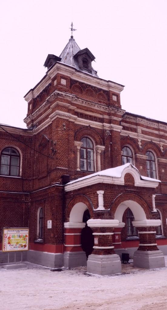 Поход в ковровский краеведческий музей 02