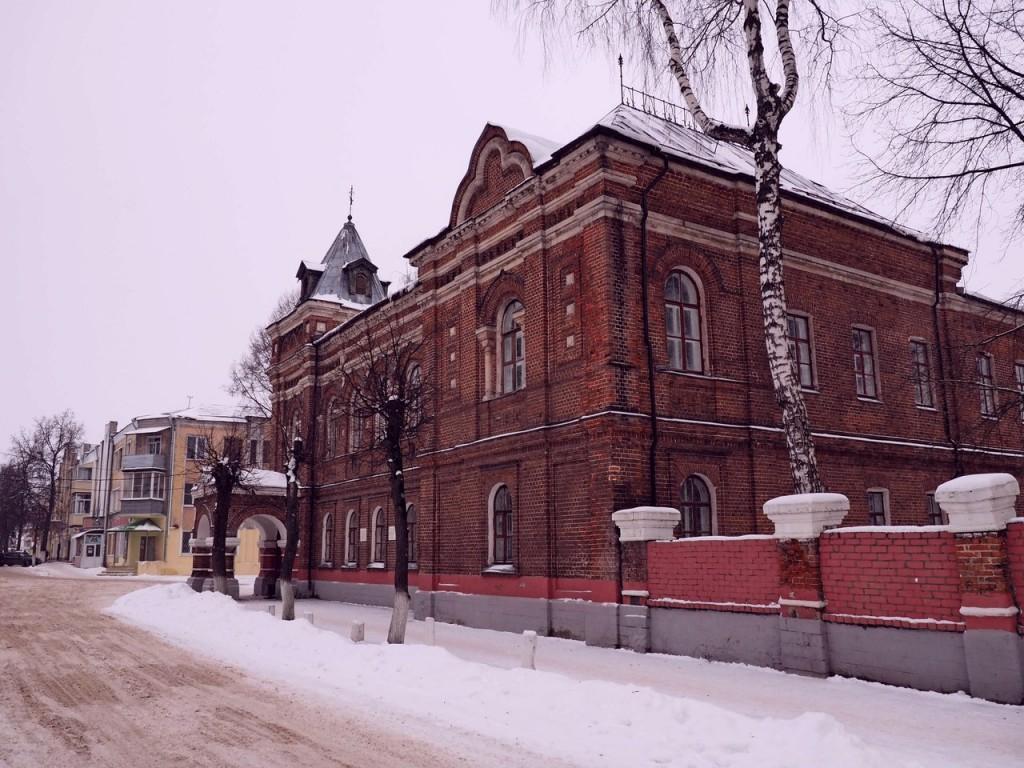 Поход в ковровский краеведческий музей 03