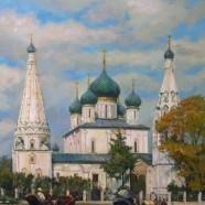 Русь Православная на картинах русского художника Эдуарда Панова