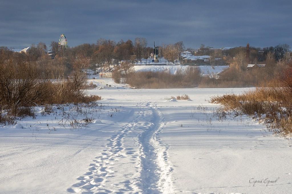 Тропинка ведущая в Муром, соединяющая Нижегородскую и Владимирские области