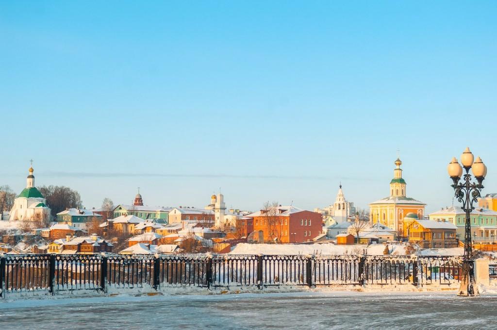 Утренний мороз во Владимире 05