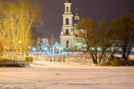 Христо-Рождественская церковь. Выкса