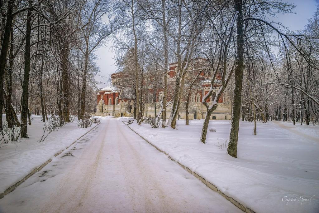 Церковь Георгия Победоносца в Гусь-Хрустальном