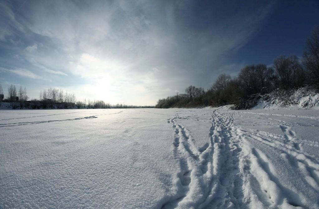 14 декабря на Клязьме недалеко от г.Коврова 04