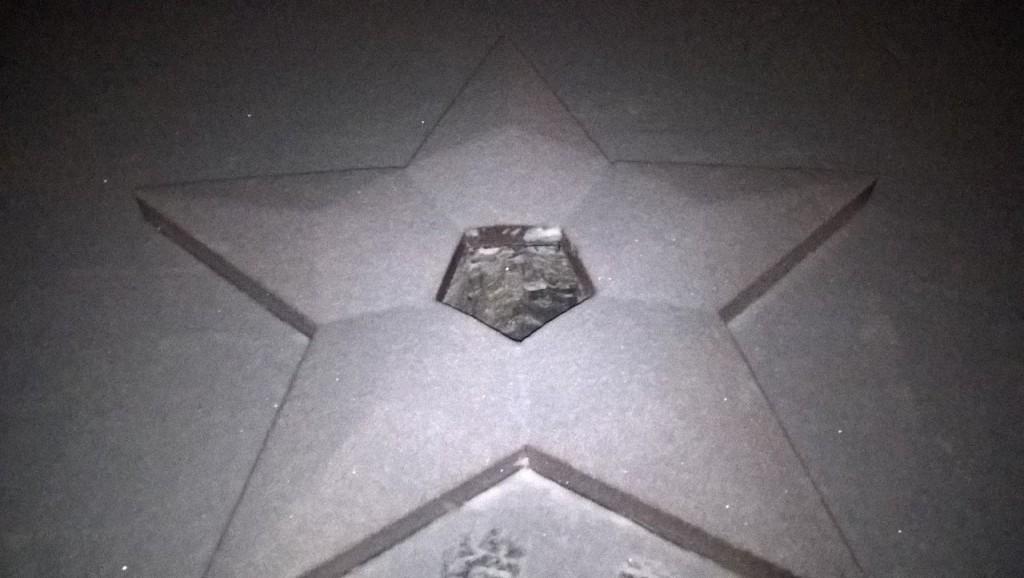 Вечный огонь на Князь-Владимирском кладбище погас 04