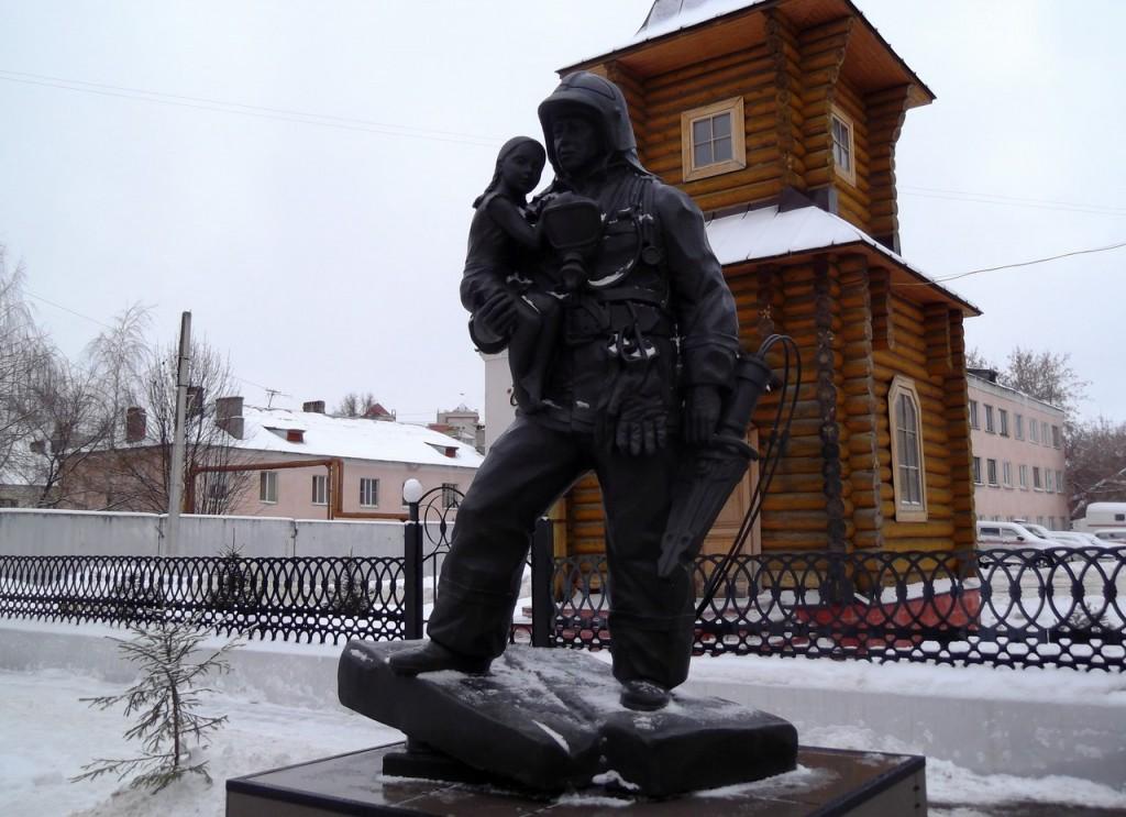 Владимирская служба спасателей 01