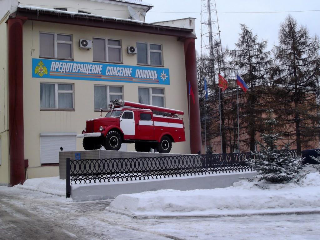 Владимирская служба спасателей 02