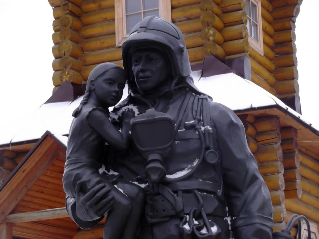 Владимирская служба спасателей 03