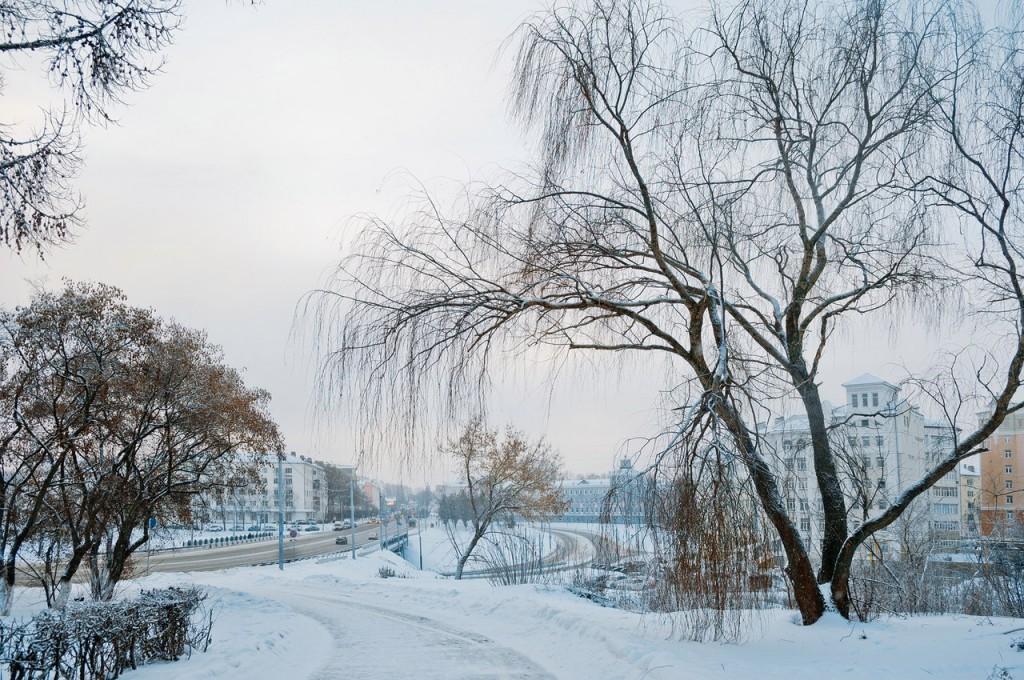 Владимир, декабрьский и снежный 01