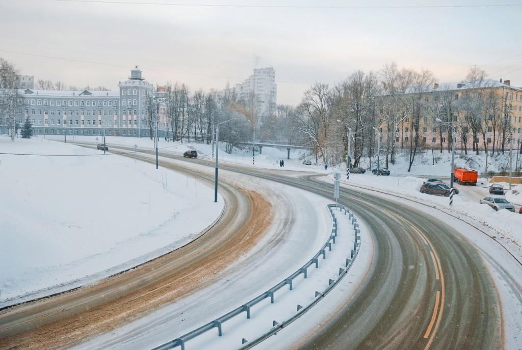 Владимир, декабрьский и снежный 02