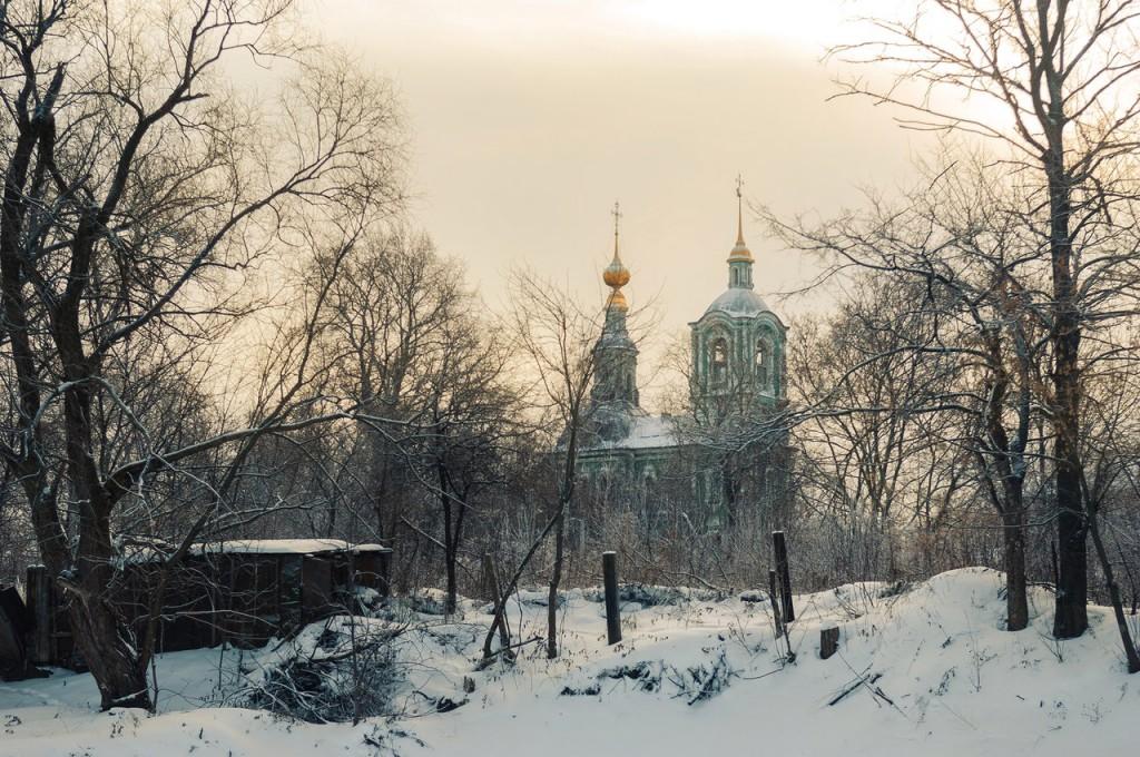 Владимир, декабрьский и снежный 03