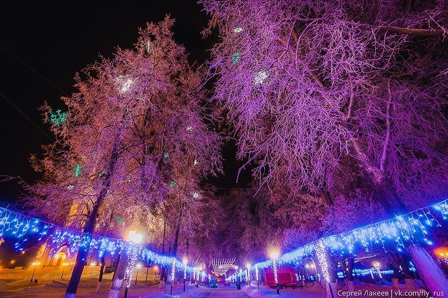 Владимир, зимний и яркий! 04