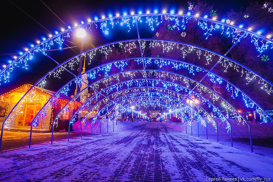 Владимир, зимний и яркий! 05