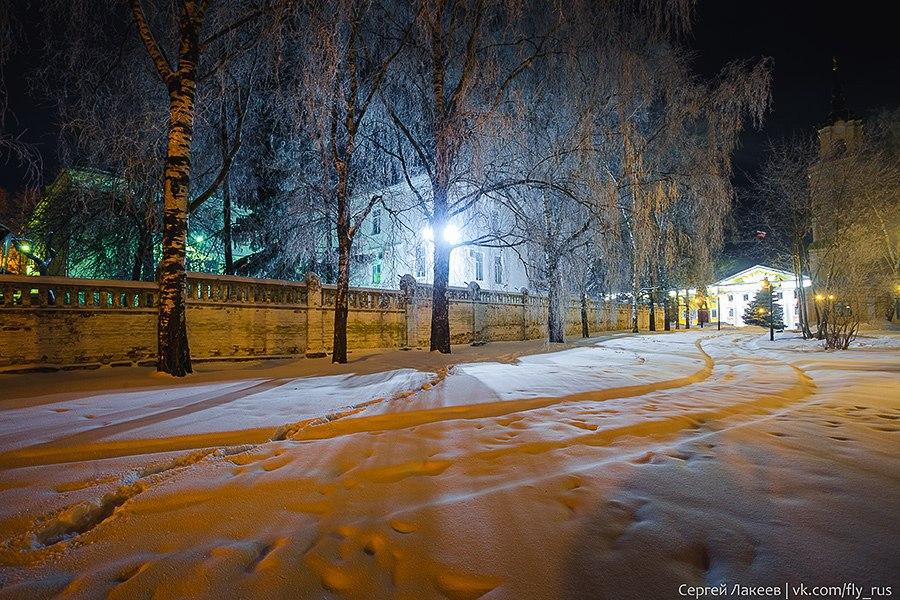 Владимир, зимний и яркий! 09