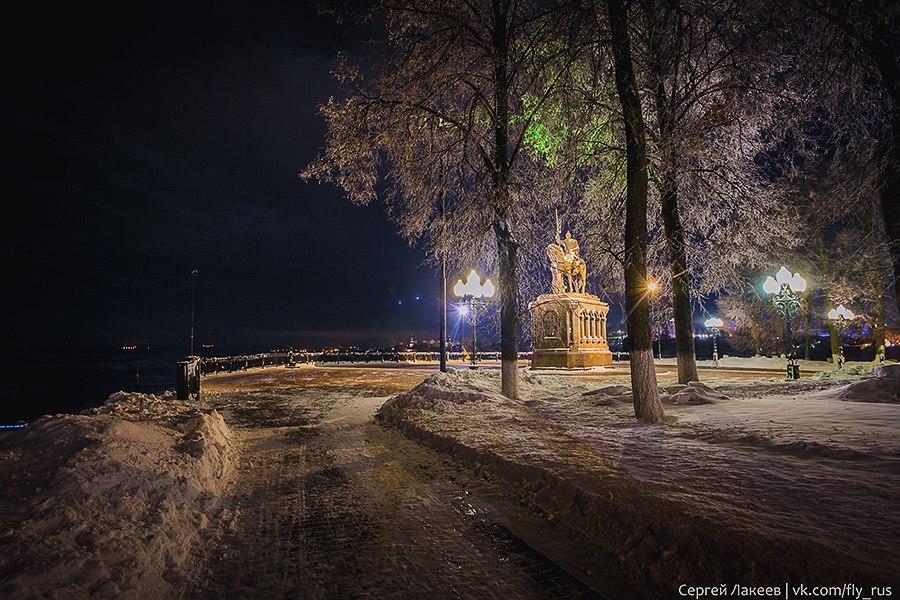 Владимир, зимний и яркий! 11