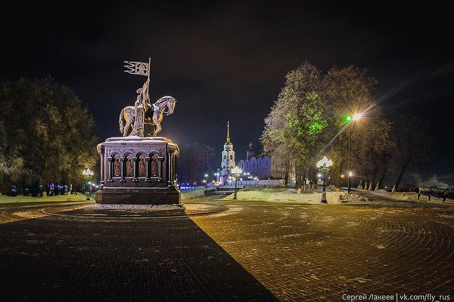 Владимир, зимний и яркий! 12