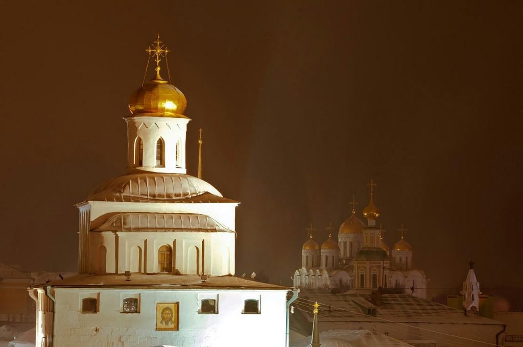 Главные красоты златоглавого Владимира в трех фотографиях 02