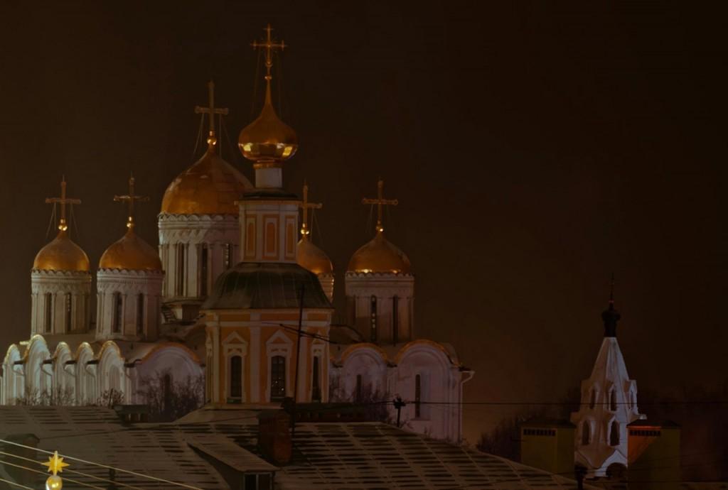 Главные красоты златоглавого Владимира в трех фотографиях 03