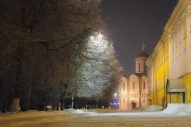 Город Владимир. Новогодняя серия, ч.7