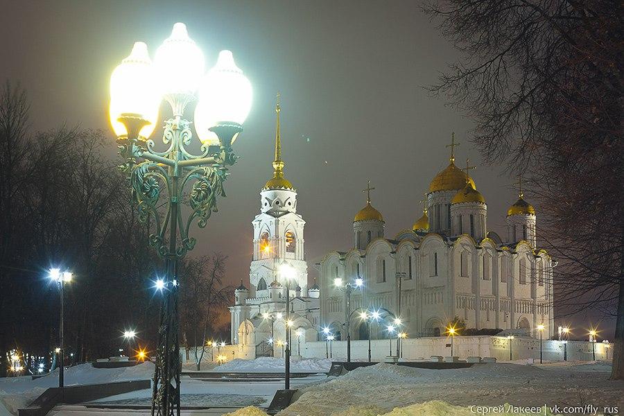 Город Владимир. Новогодняя серия 02