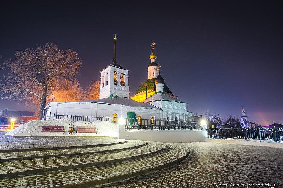 Город Владимир. Новогодняя серия 03