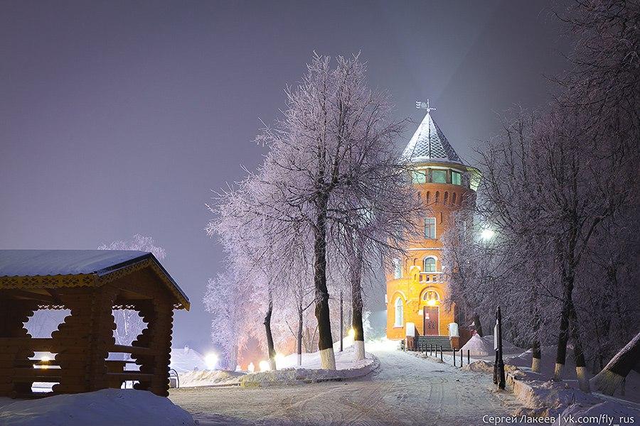 Город Владимир. Новогодняя серия 05