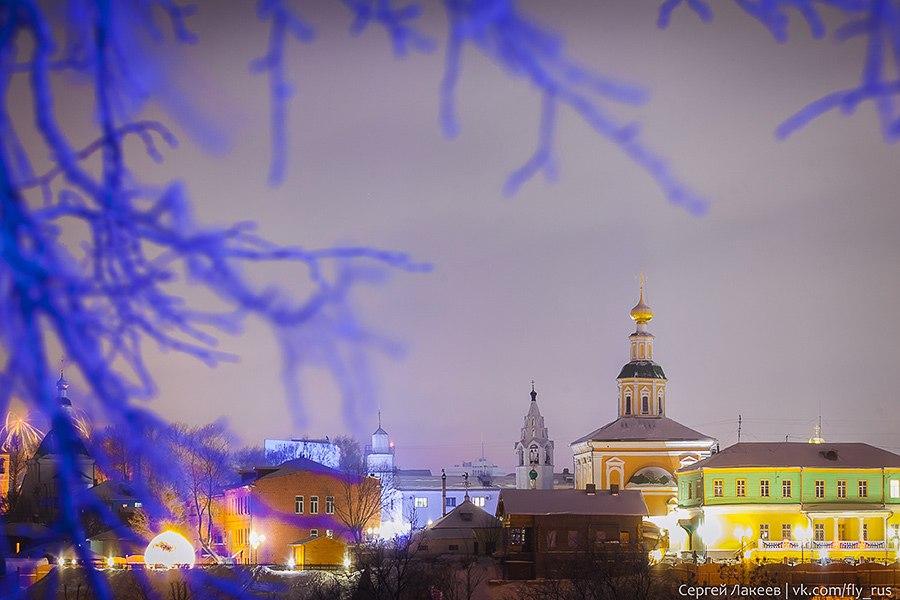 Город Владимир. Новогодняя серия 06