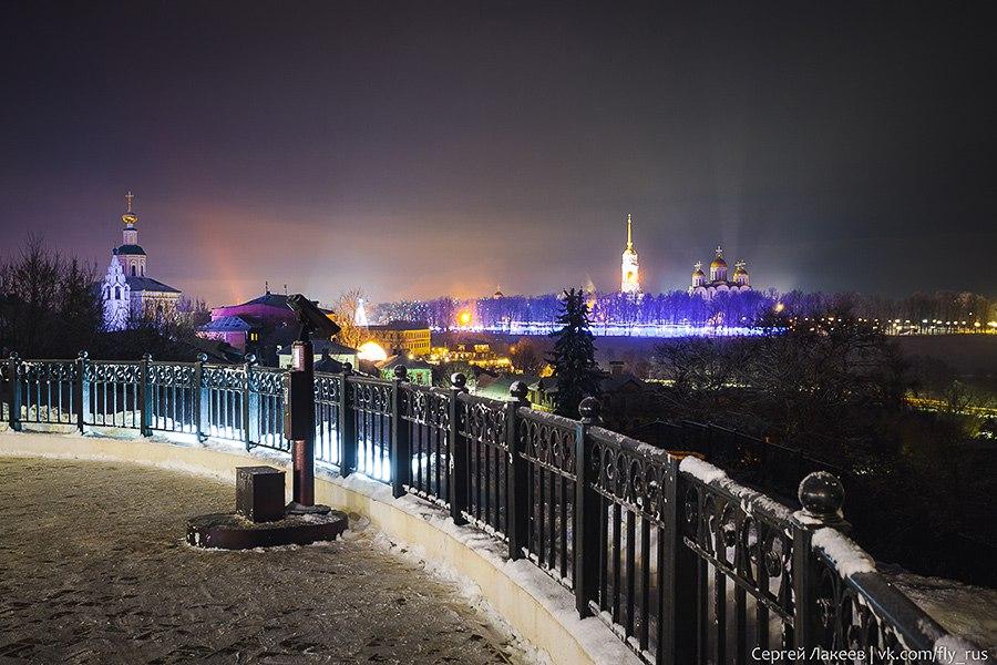 Город Владимир. Новогодняя серия 07