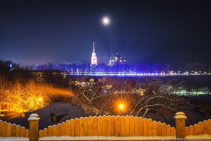 Город Владимир. Новогодняя серия 08