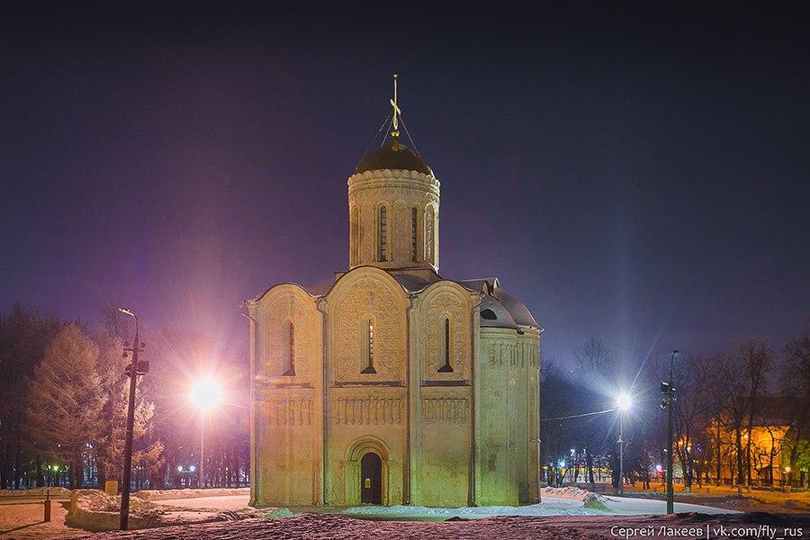Город Владимир. Новогодняя серия 09