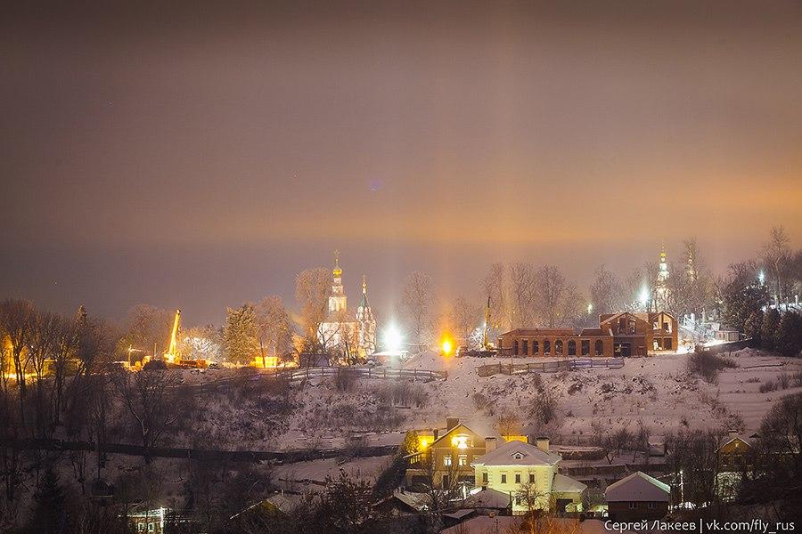 Город Владимир. Новогодняя серия 10