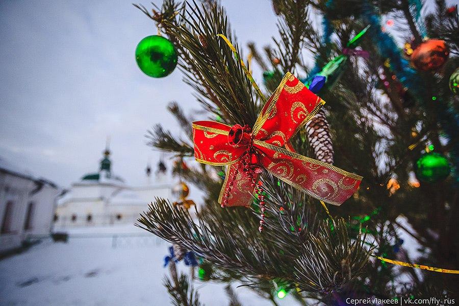 Город Суздаль. Новогодняя серия 05
