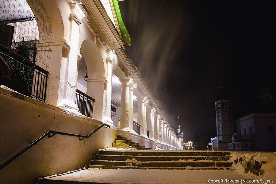 Город Суздаль. Новогодняя серия 08